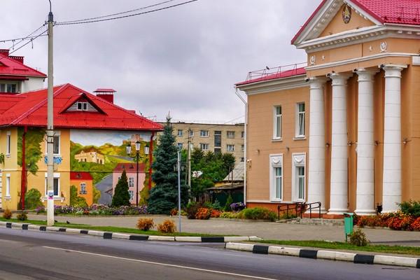 Трансфер Аэропорт Минск-2 - Быхов