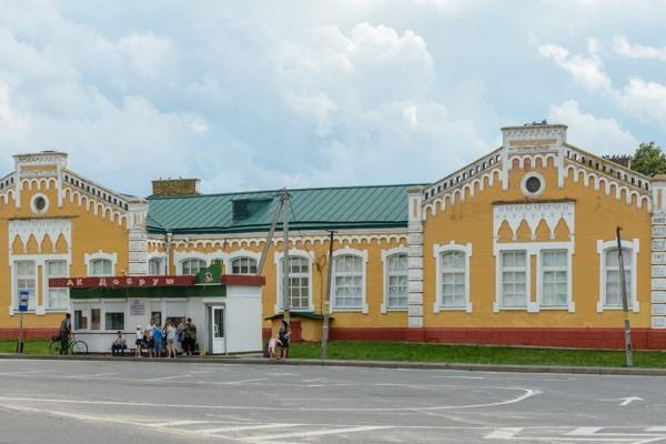 Трансфер Аэропорт Минск-2 - Добруш