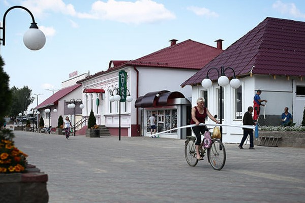 Трансфер Аэропорт Минск-2 - Городок