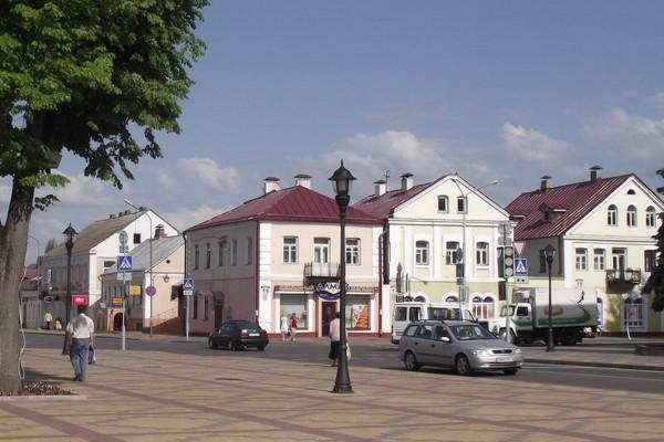Трансфер Аэропорт Минск-2 - Кобрин