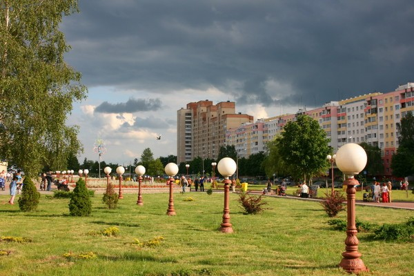 Трансфер Аэропорт Минск-2 - Солигорск