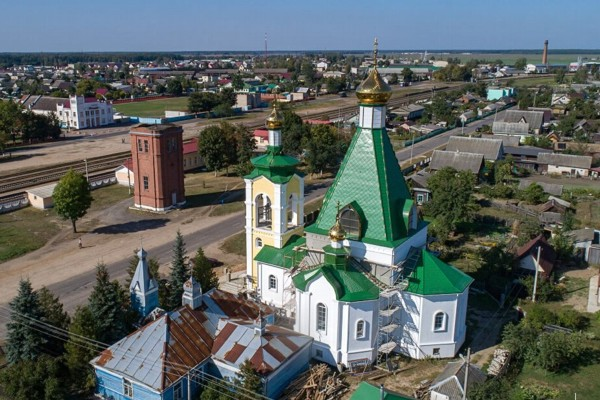Трансфер Аэропорт Минск-2 - Старые Дороги