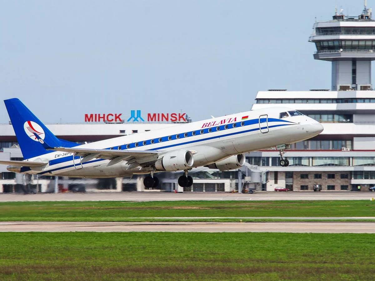 трансфер Барановичи Аэропорт Минск-2