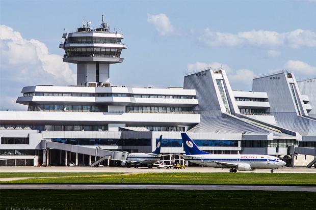 Трансфер Аэропорт Минск-2 - Аэропорт Минск-2