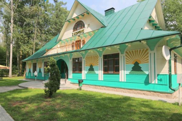 Трансфер Аэропорт Минск-2 - База отдыха Дом графа Тышкевича
