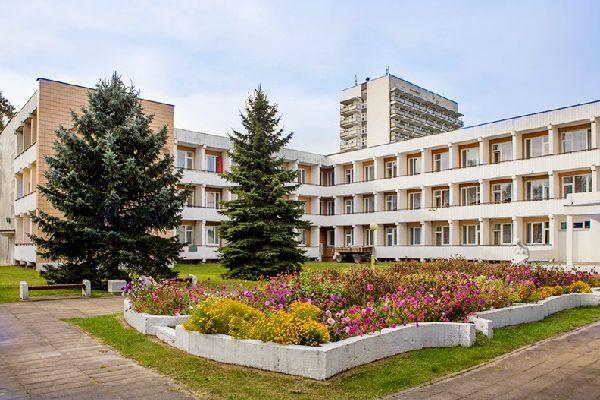 Трансфер Аэропорт Минск-2 - Санаторий Берестье