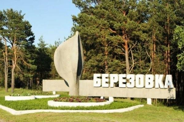 Трансфер Аэропорт Минск-2 - Берёзовка