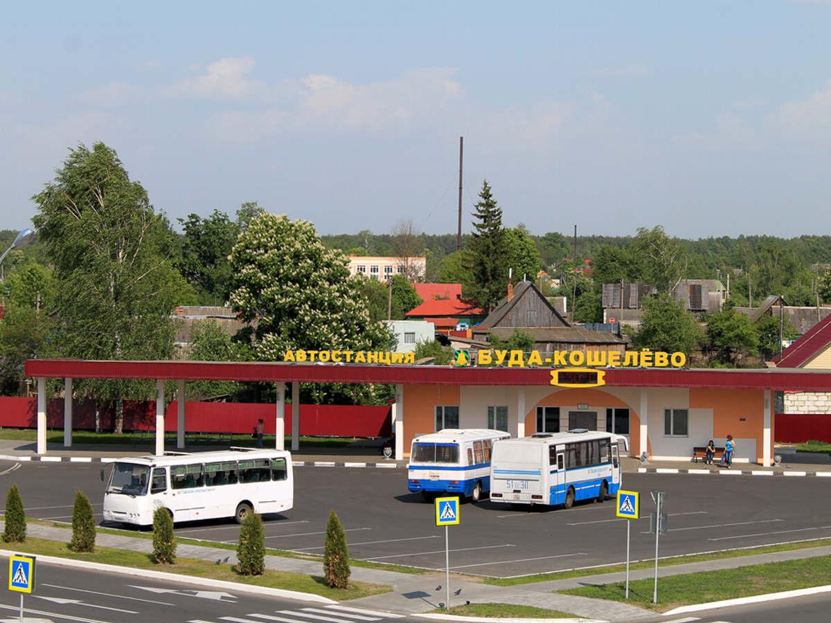 такси Минск Буда-Кошелёво