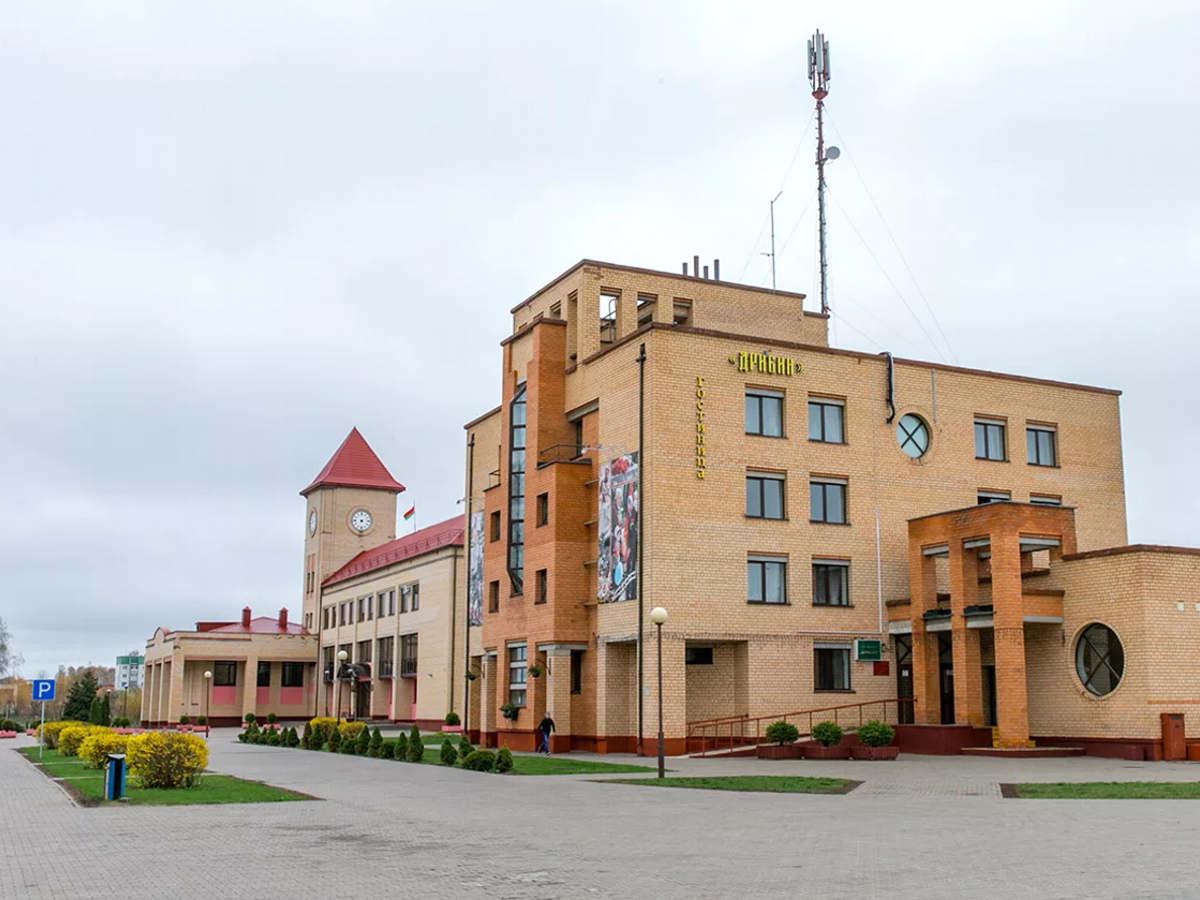 такси Минск Дрибин