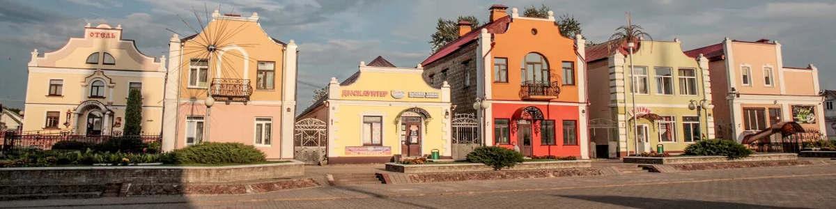 Ж/д вокзал Минск = Дятлово такси