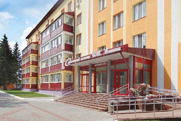 Трансфер Аэропорт Минск-2 - Санаторий имени Ленина