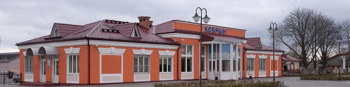 Ж/д вокзал Минск = Кобрин такси