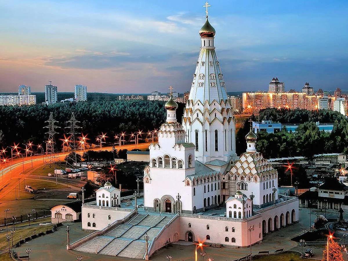 трансфер Аэропорт Шереметьево - Минск