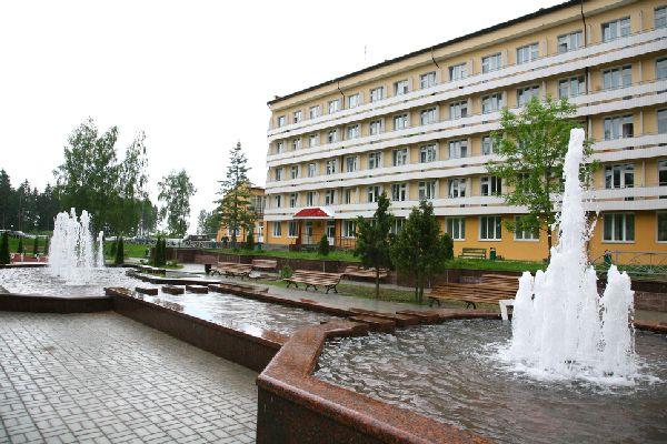 Трансфер Аэропорт Минск-2 - Санаторий Могилевское отд. БЖД