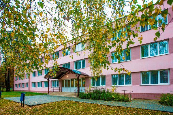 Трансфер Аэропорт Минск-2 - Санаторий детский Нёман-72