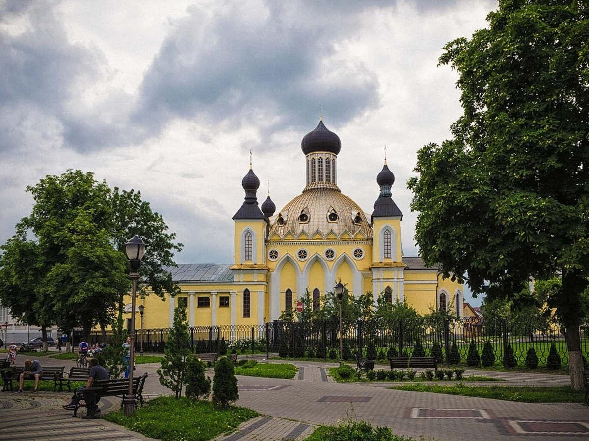 такси Минск Пинск