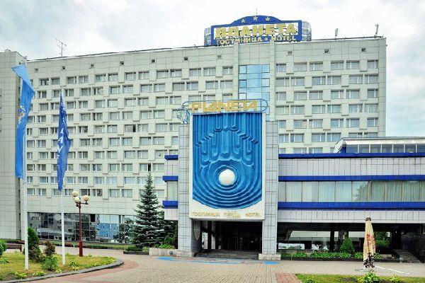 Трансфер Аэропорт Минск-2 - отель Планета Минск