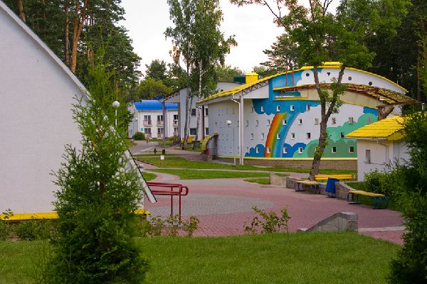 Трансфер Аэропорт Минск-2 - Санаторий Ракета