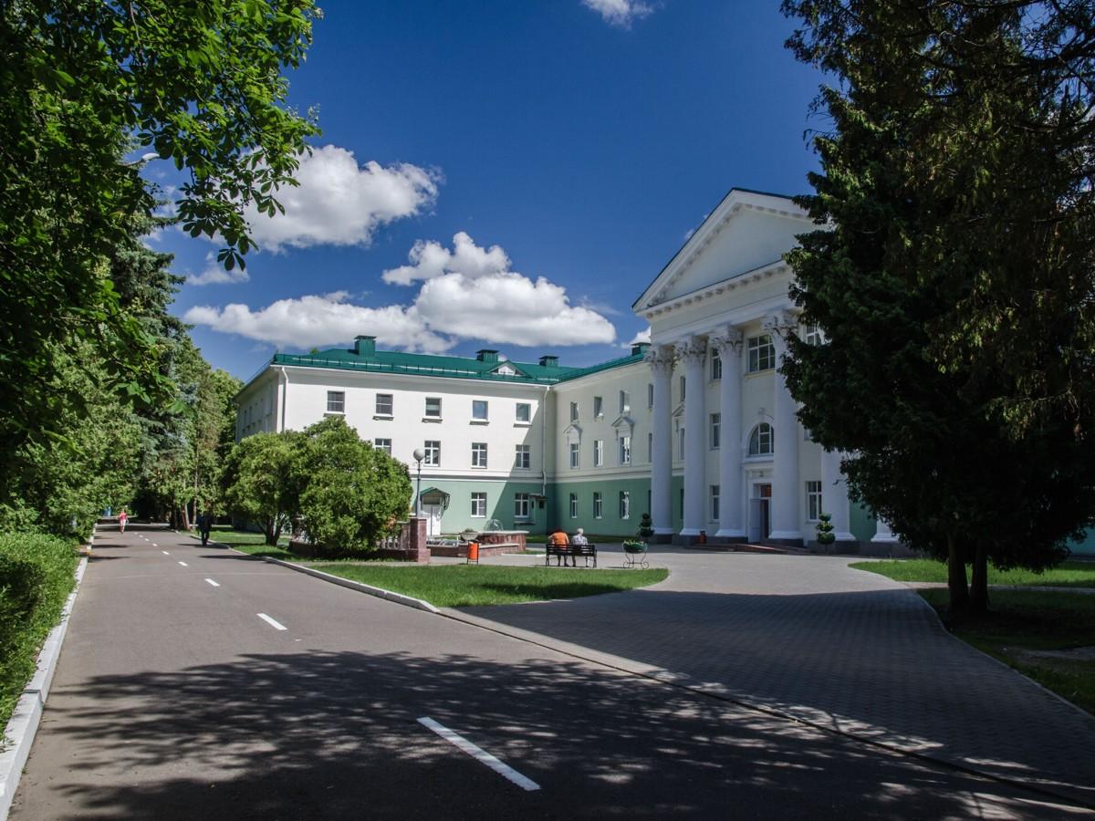 Такси Минск Санаторий Лепельский военный