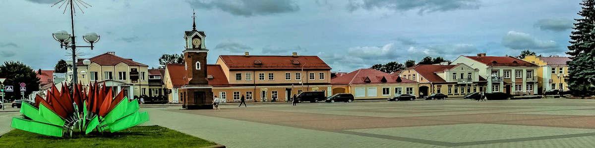Аэропорт Минск-2 = Щучин такси