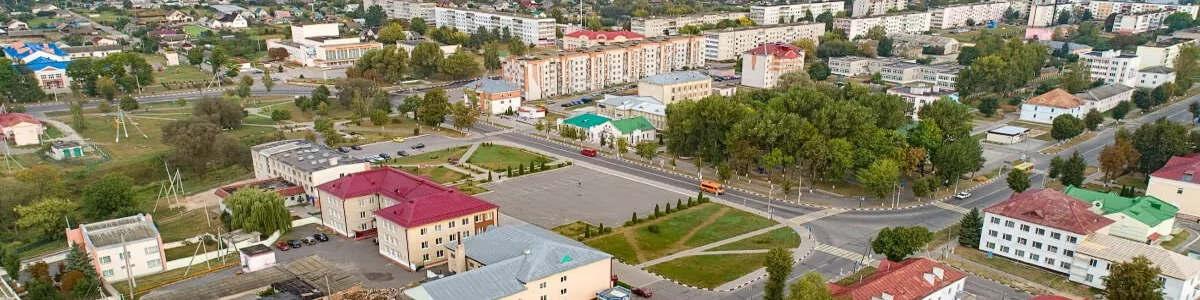 Ж/д вокзал Минск = Славгород такси