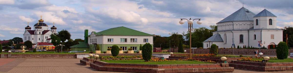 Аэропорт Минск-2 = Сморгонь такси
