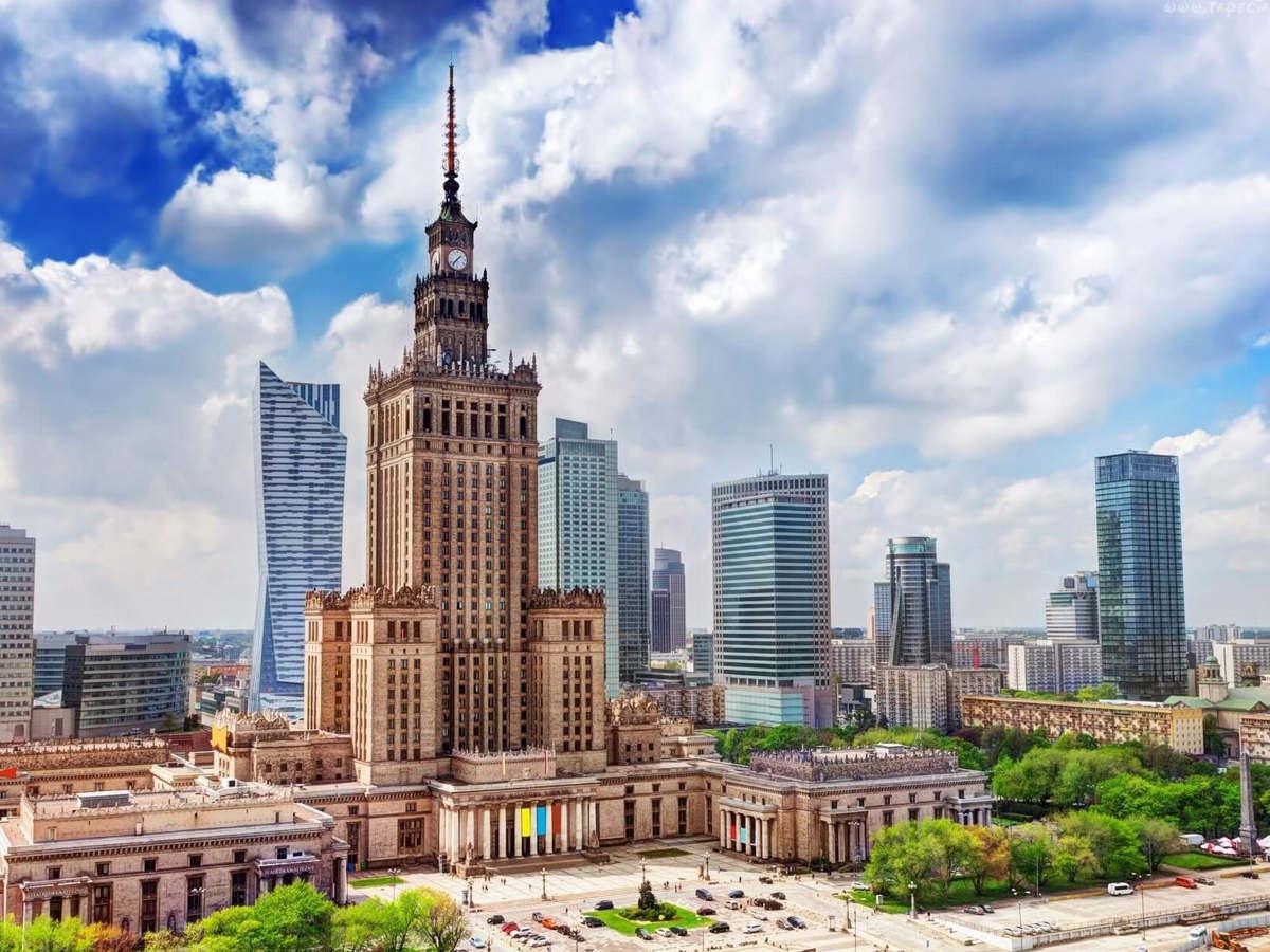 такси в Варшаву