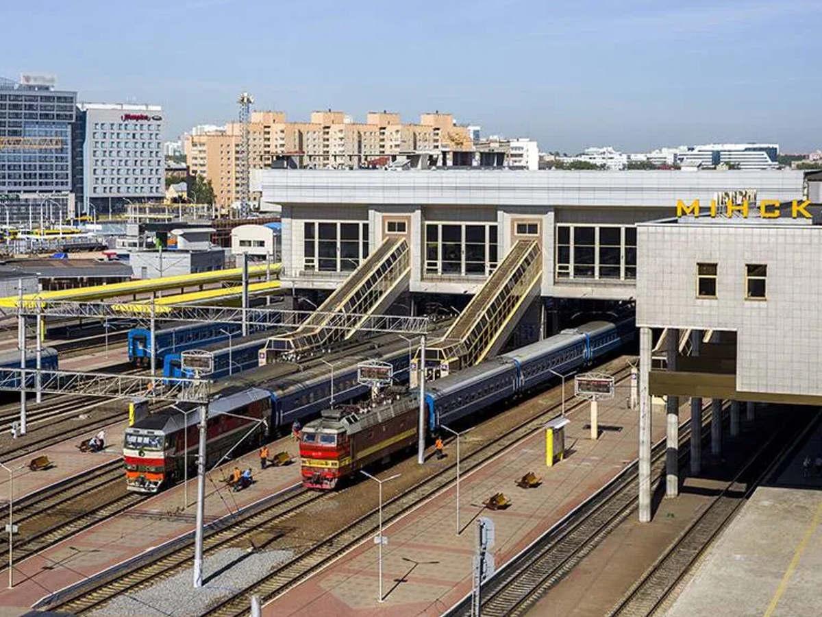 такси ж/д вокзал Минск
