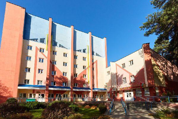 Трансфер Аэропорт Минск-2 - Санаторий Ждановичи