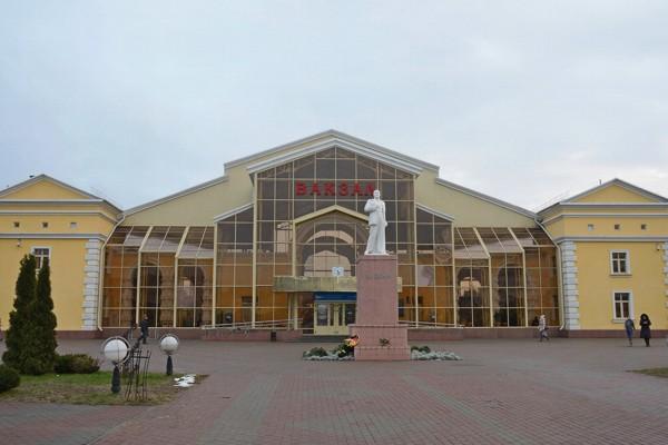Трансфер Аэропорт Минск-2 - Жлобин