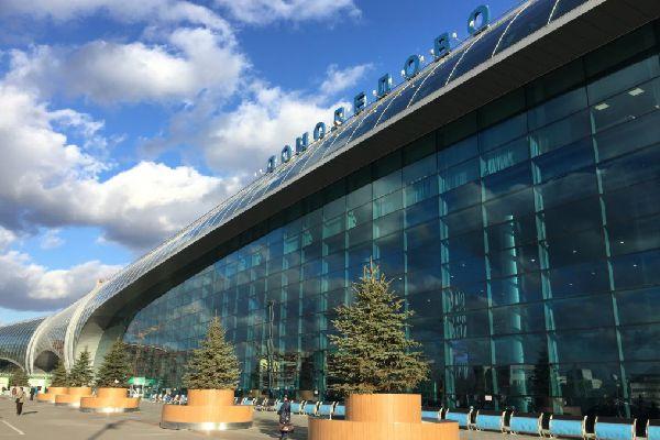Трансфер Аэропорт Минск-2 - Аэропорт Домодедово