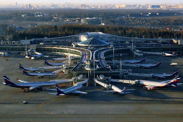 Трансфер Аэропорт Минск-2 - Аэропорт Шереметьево