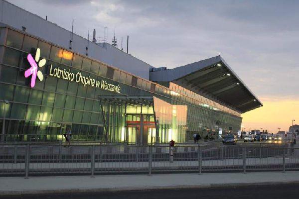 Трансфер Аэропорт Минск-2 - Аэропорт Шопен