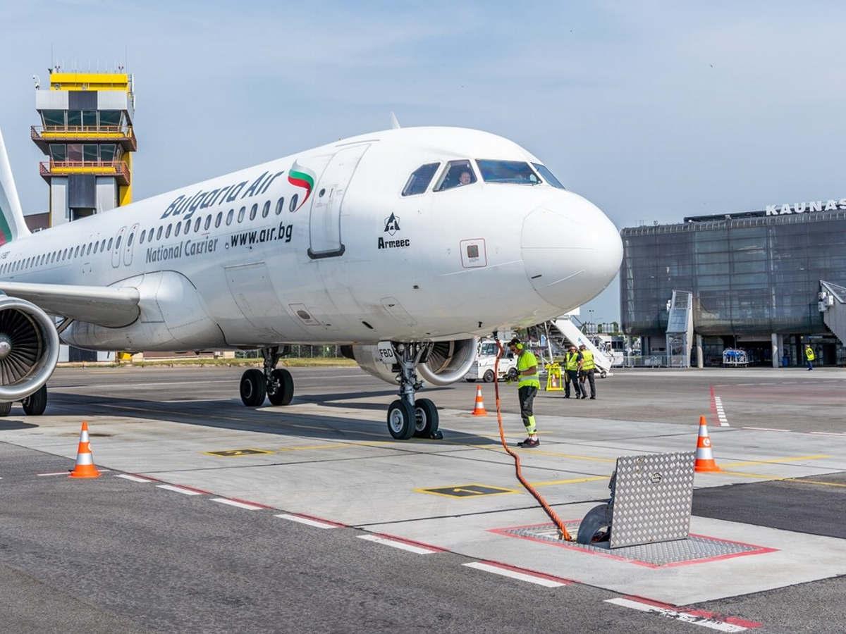 такси в аэропорт Каунас