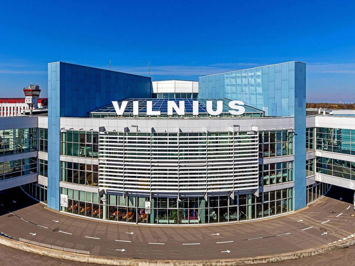 такси в аэропорт Вильнюс