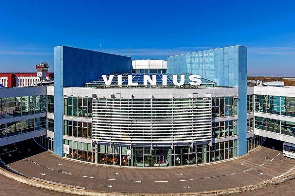 Трансфер Аэропорт Минск-2 - Аэропорт Вильнюс