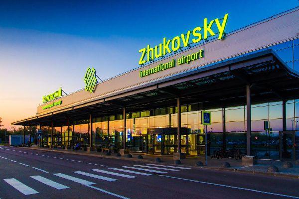 Трансфер Аэропорт Минск-2 - Аэропорт Жуковский